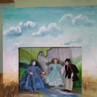 """6. """"Legendy polskie""""- /Muzeum Lalek w Pilźnie – 2005 r."""